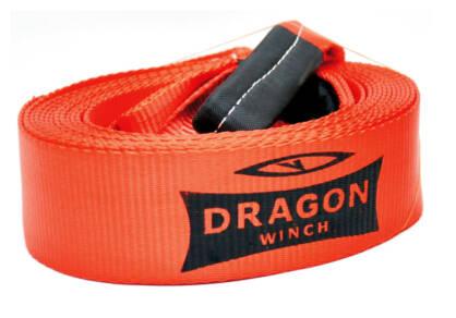 Pas do drzewa 20m do Dragon Winch